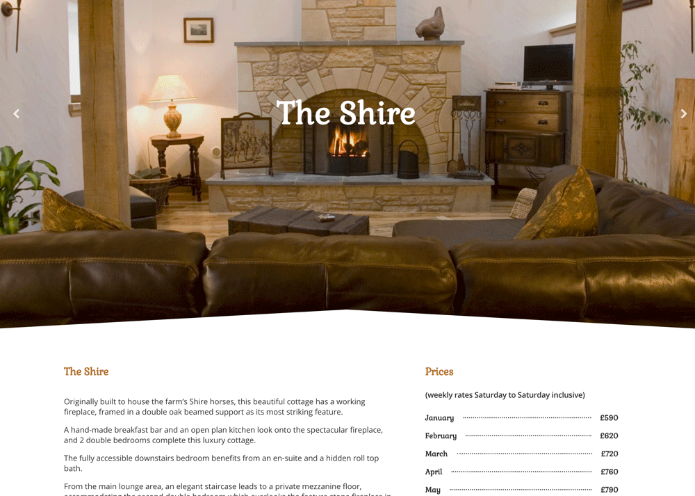 Muirhall Holiday Cottages - Cottages