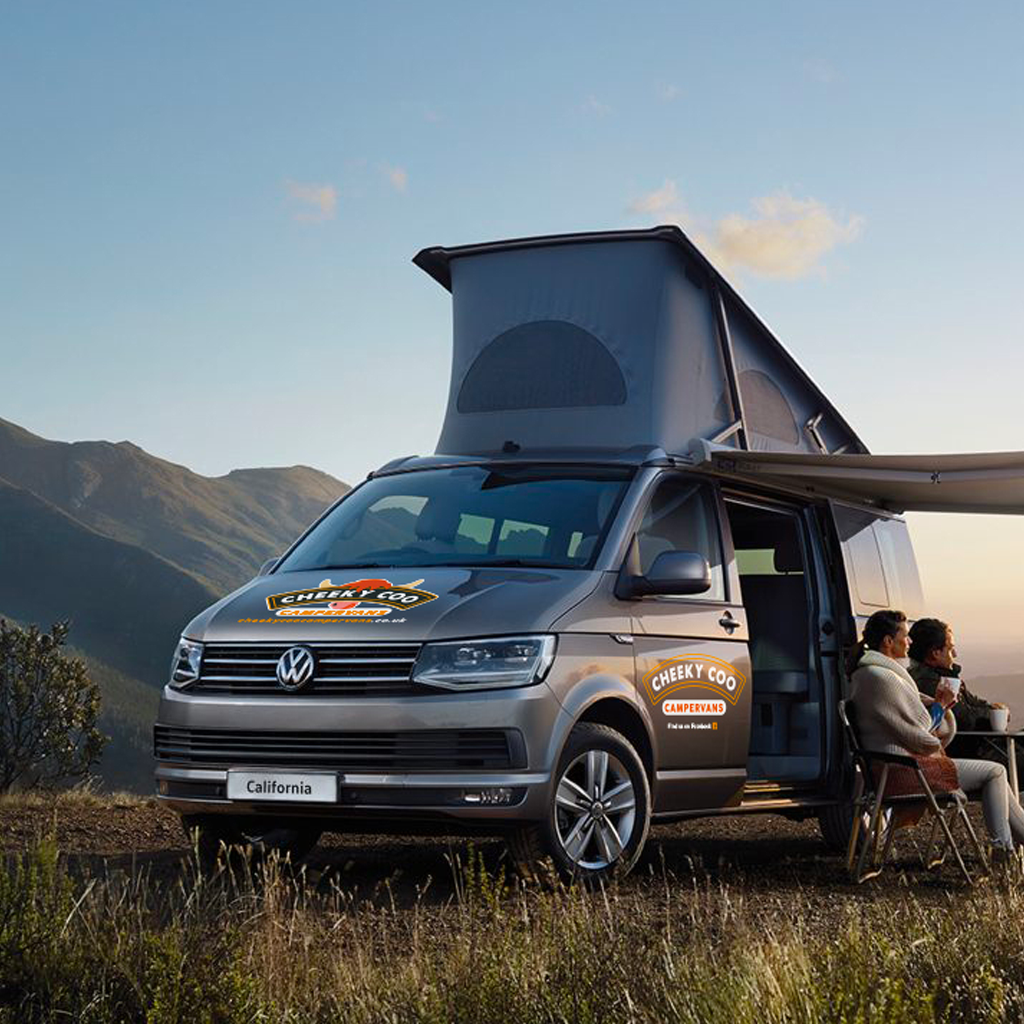 Cheeky Coo Campervans