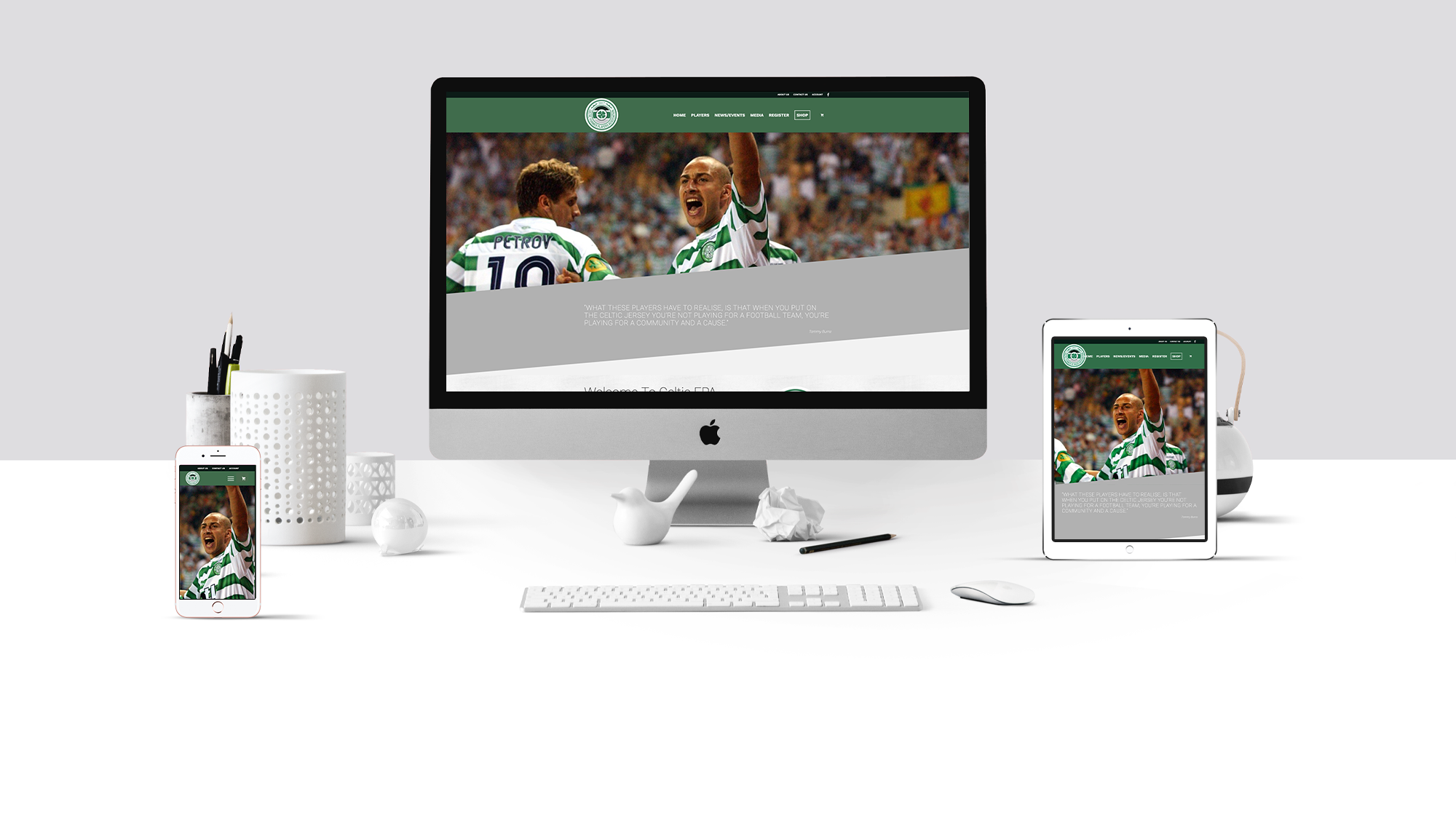 celtic fpa desk